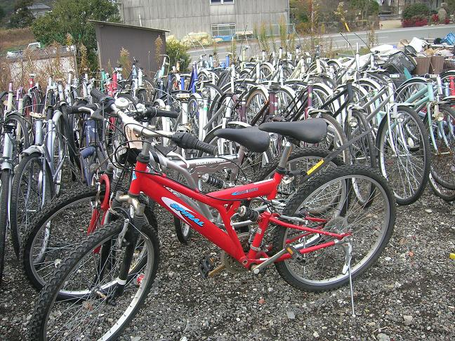 Thinking of Buying A Bike?� CU Is Selling Abandoned Bikes For Great Prices