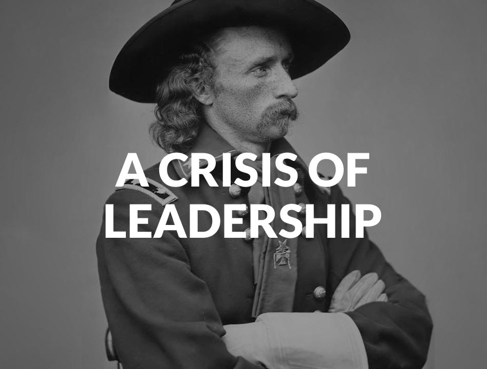 Crisis in Leadership� A call for PLC