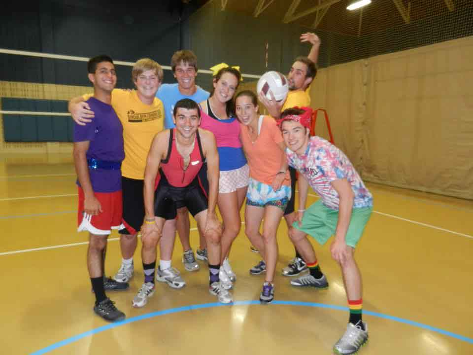 PLC�ers Teammates In Class and On the Courts